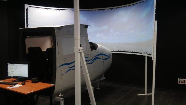 Cessna 172N EASA FNPTII compliant