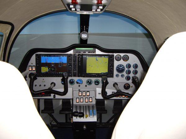 EASA FNPTII compliant simulator