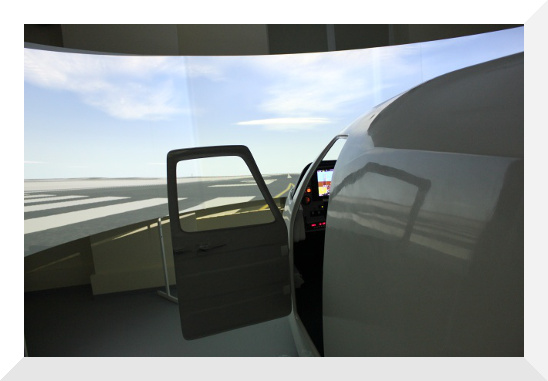 SoftekSim FNPTII simulator