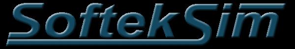 SoftekSim logo