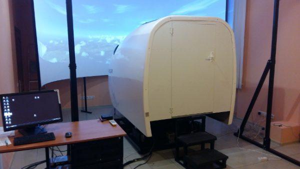 SoftekSIm C90 King Air / 76 Duchess FNPTII MCC simulator